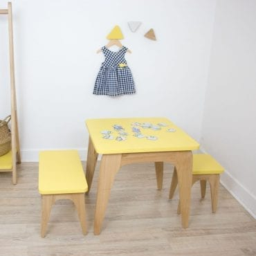 Mobilier Enfant Et Bébé Made In France, Mobilier Durable
