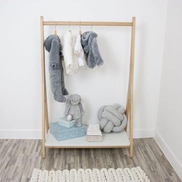 Portant Enfant Et Bébé Made In France, Mobilier Durable