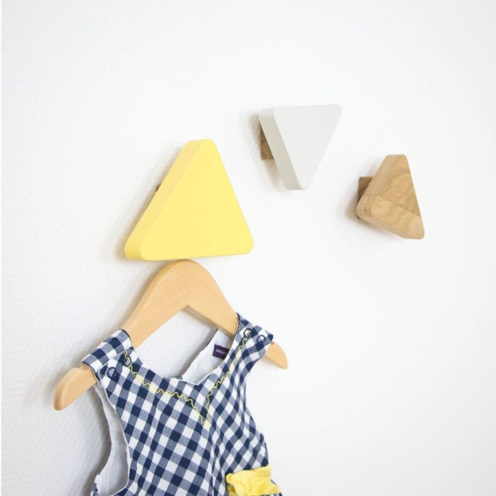 Patères Enfant Et Bébé Made In France, Mobilier Durable