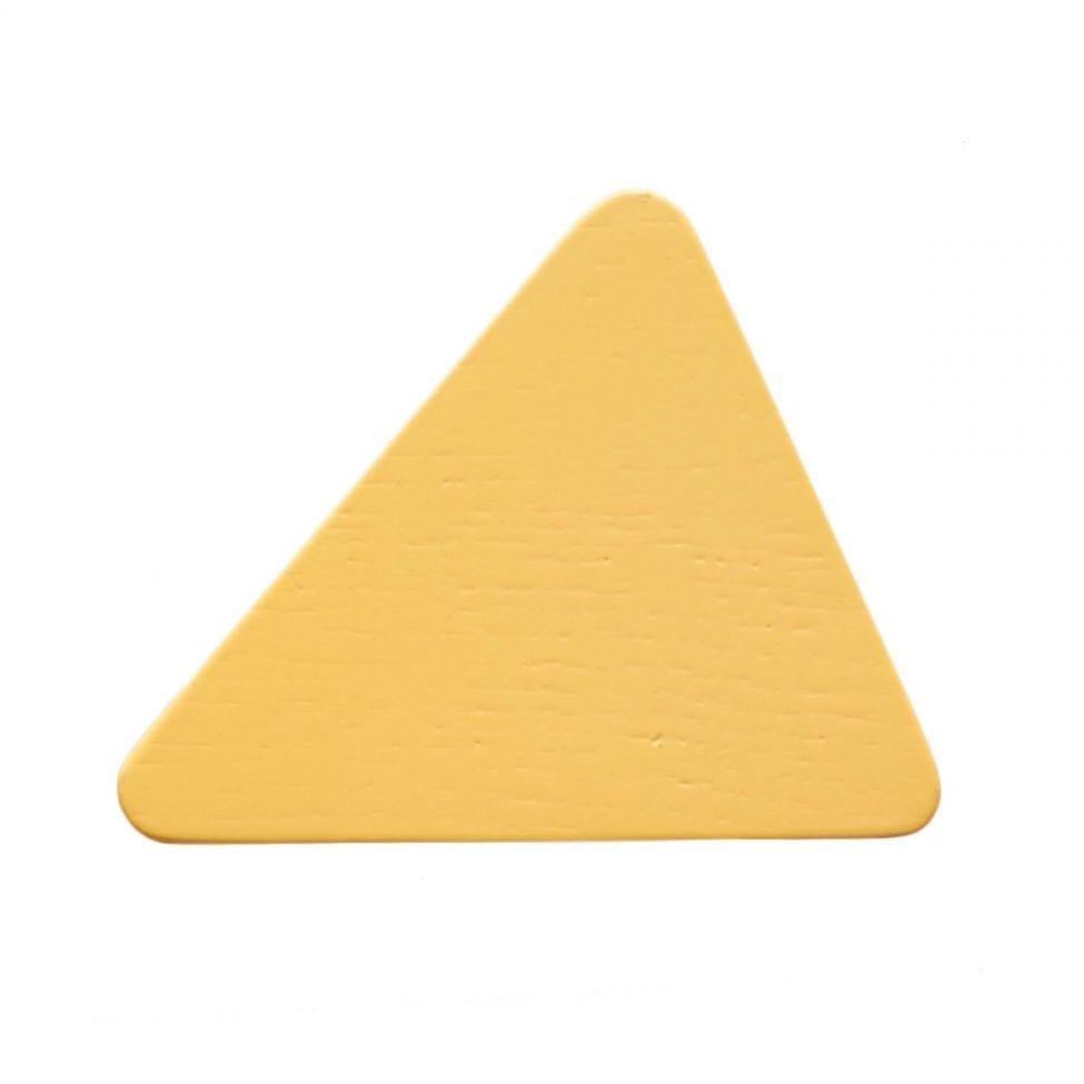 patere grosse jaune
