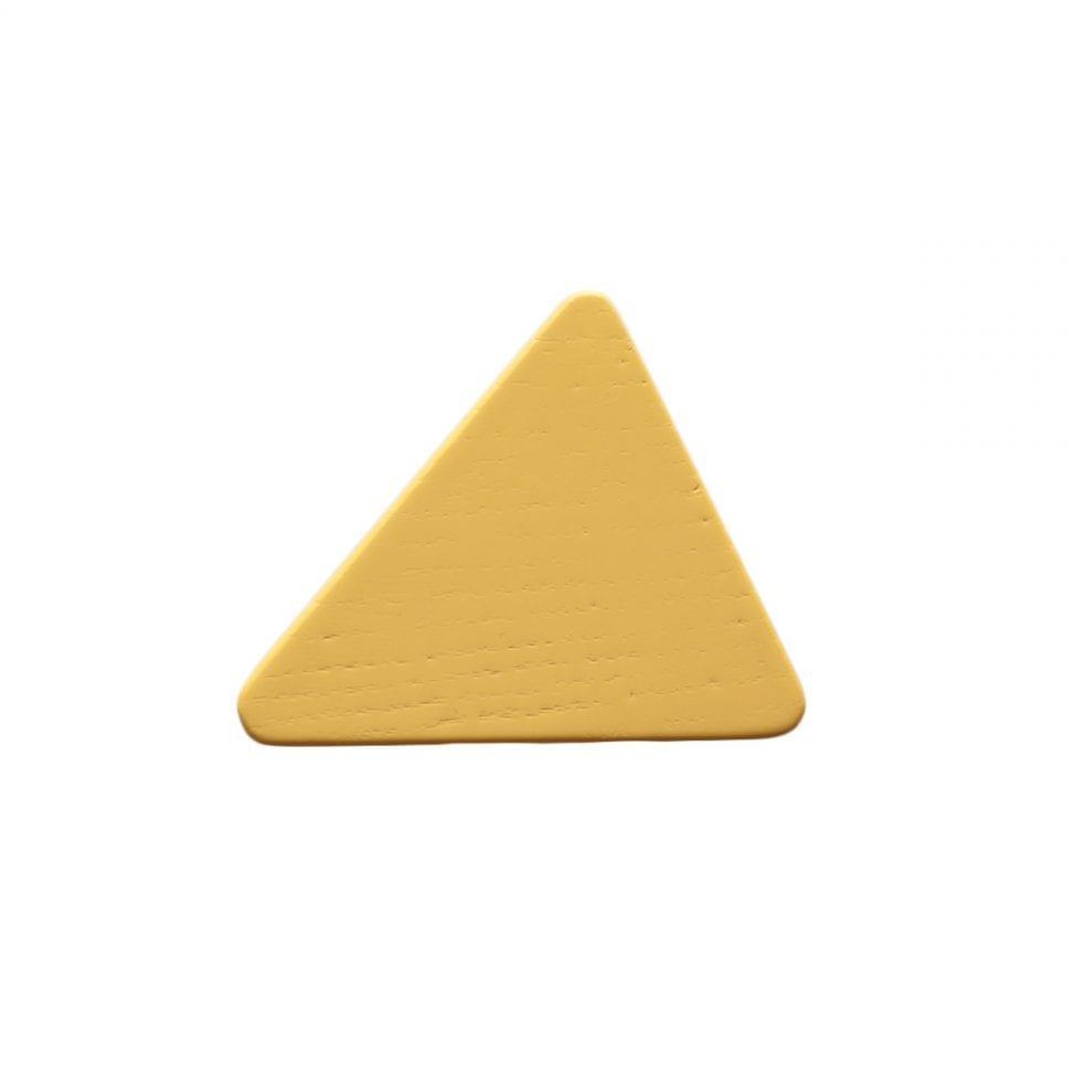 patere petite jaune